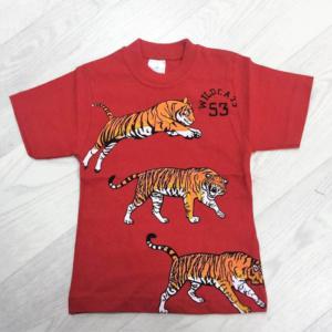 Красная футболка с тигром
