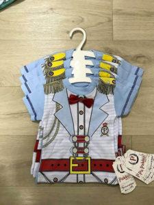 Футболки для мальчиков костюмные