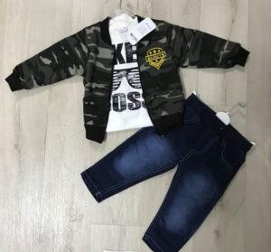 Джинсы и куртка для мальчиков в Новороссийске