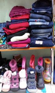 Детские товары в комиссионном магазине