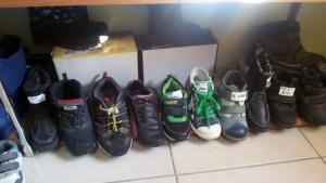 Обувь в детском комиссинном магазине
