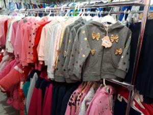 Детский магазин ан складах Райпо