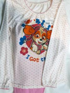 Пижама с собачкой