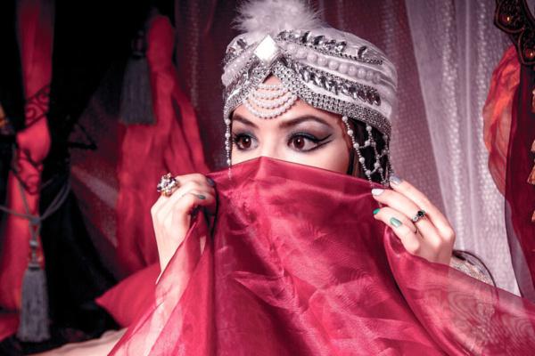 Карнавальный костюм принцессы