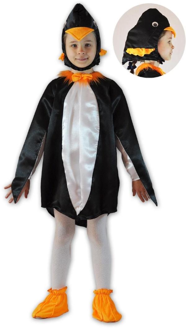 """Карнавальный костюм """"Пингвин черный"""""""