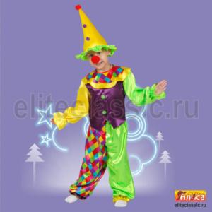 Костюм клоуна Сени