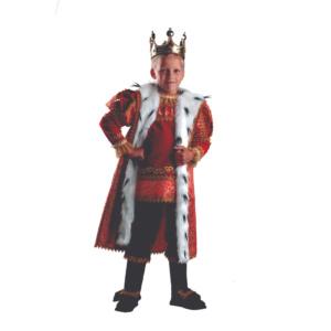 Костюм Короля на меху