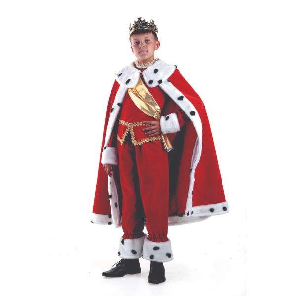 Костюм короля в бриджах