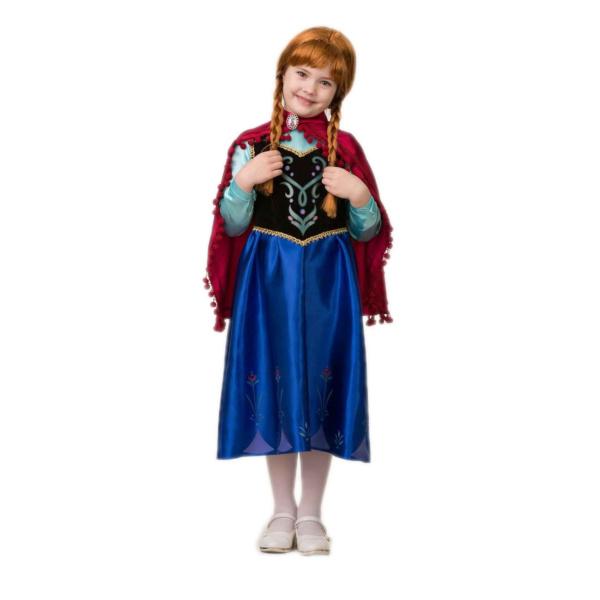 Карнавальный костюмы Анны