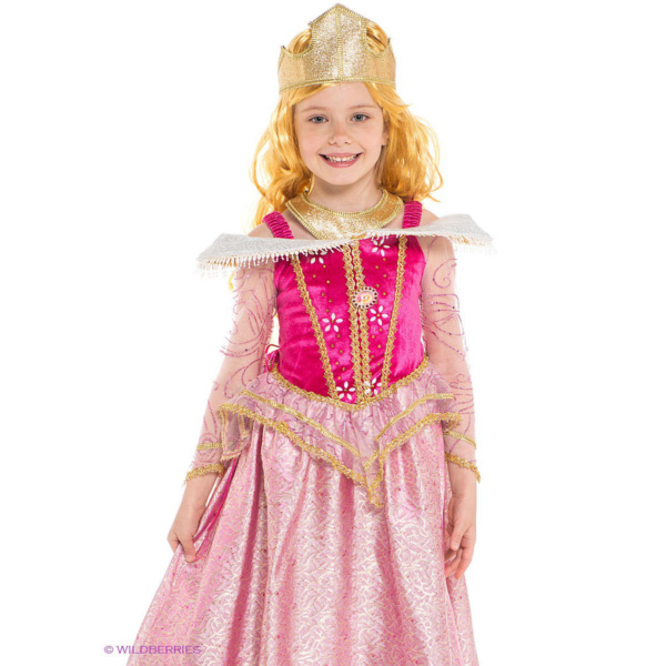 Костюм принцессы Авроры