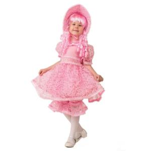 Костюм розовой куклы