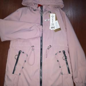 Куртка - парка для девочек
