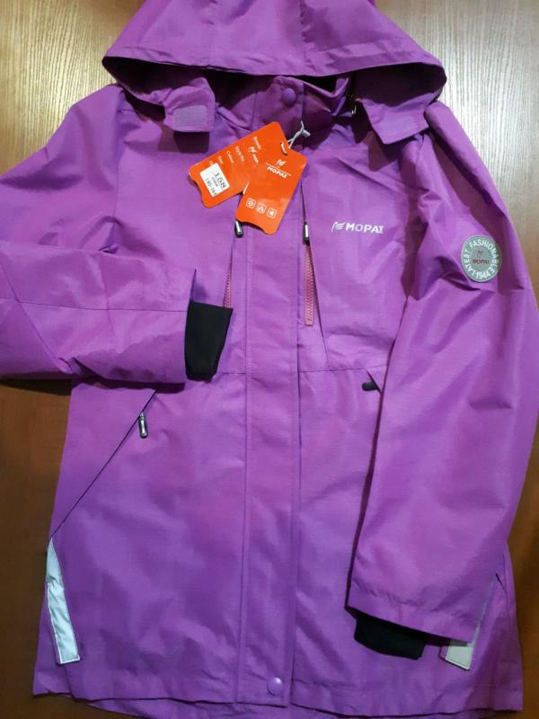 Куртка - парка демисезонная на синтепоне