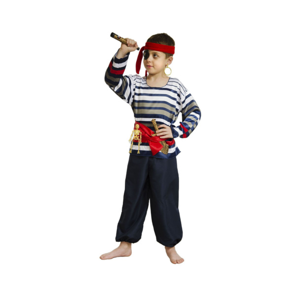 Морской разбойник костюм