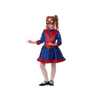 Костюм девочки человека-паука