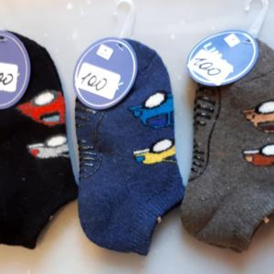 Носки для мальчиков со стопами