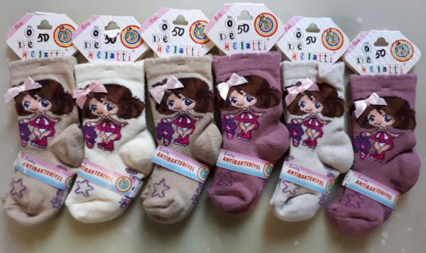 Носки Де Мелатти для девочек