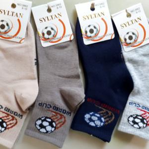 Носки для мальчиков с мячами