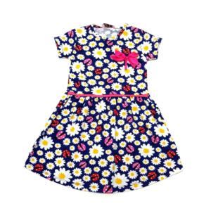 Платье детское с ромашками