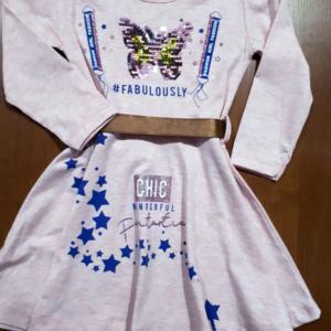 Платье детское Шик Турция