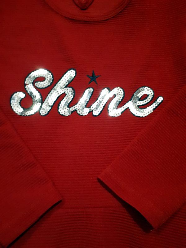Платье Shine близко