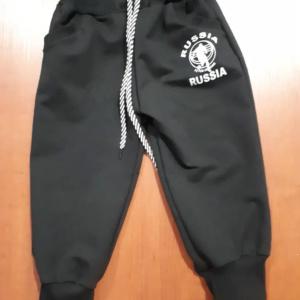Детские спортивные штаны трикотажные