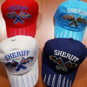 Кепка для мальчиков Sheriff