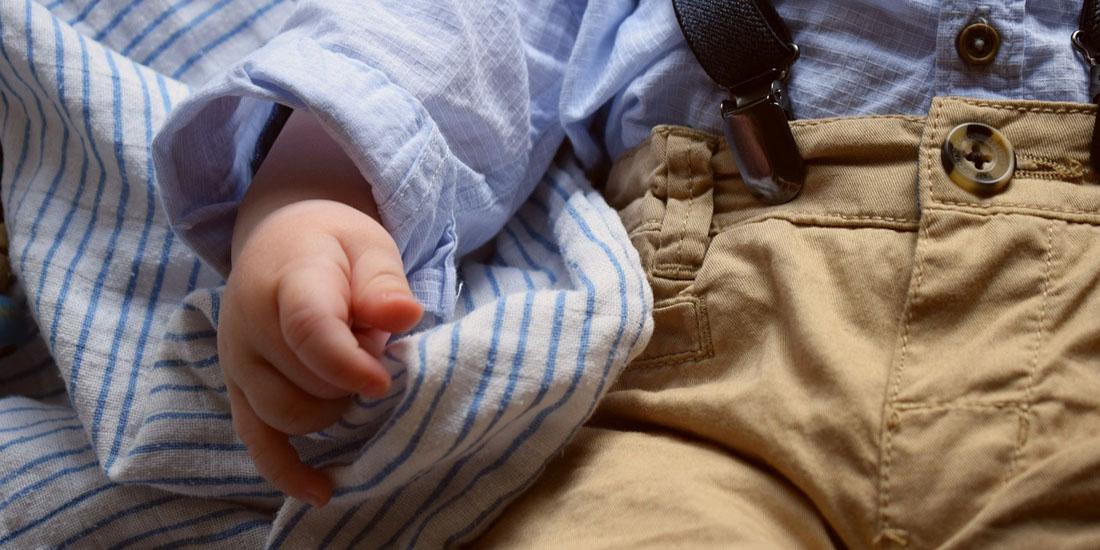 Фото ребенка в одежде