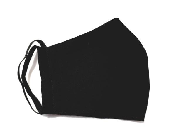 маска черная хб