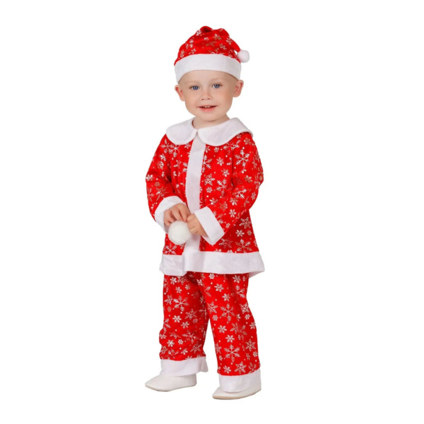 "Карнавальный костюм ""Морозик"", ""Санта клаус"""